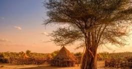 Das Klima in Äthiopien