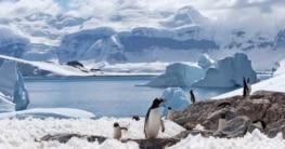 Klima und Klimatabelle Antarktis