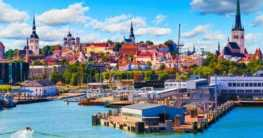 Das Klima in Estland / Klimatabelle Estland