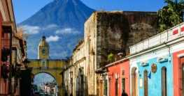 Das Klima in Guatemela / Klimatabelle Guatemela