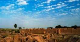 Das Klima im Irak / Klimatabelle Irak