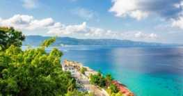 Das Klima in Jamaika / Klimatabelle Jamaika