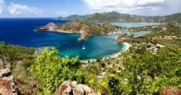 Klima Kleine Antillen, Beste Reisezeit Kleine Antillen