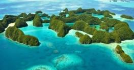 Klima Palau, beste Reisezeit Palau