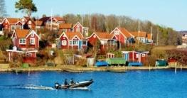 Klima Schweden, beste Reisezeit Schweden