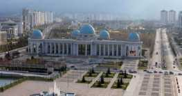 Klima Turkmenistan, Beste Reisezeit Turkmenistan