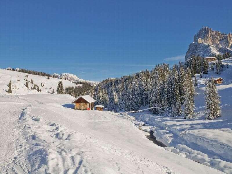 Südtiroler Berge ©iStockphoto/DuchesseArt